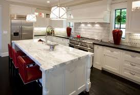 Marble Kitchen Countertops Eight Kitchen Counter Options That Will Make You Forget Granite