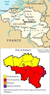 belgium language map belgium casinos