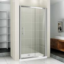 small shower room designed with minimalist concept and completed