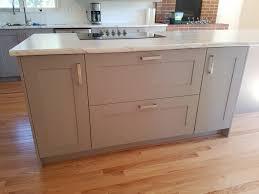 ikea kitchen cabinets gray new ikea doorstyle grimslov gray