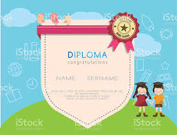 diplomas de primaria descargar diplomas de primaria niños en edad preescolar diploma de escuela primaria certificado de