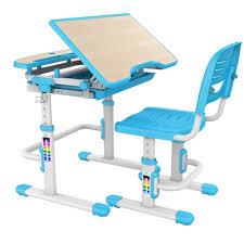 Adjustable Height Chairs Bobbie Pink Blue Children Adjustable Furniture Desk Chair Set