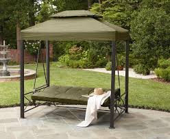 Gazebo Porch Swing by Person Gazebo Swing Outdoor Living Patio Furniture Porch Swing 3