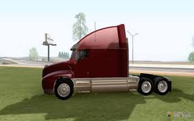 kenworth t2000 for gta san andreas
