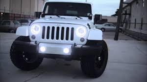 halo jeep wrangler jeep wrangler lighting lilianduval
