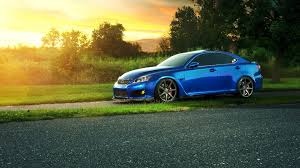 isf lexus blue lexus is f blue car side view 4k desktop wallpaper 4k cars