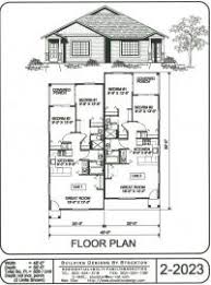 single story duplex floor plans duplex house floor home building plans