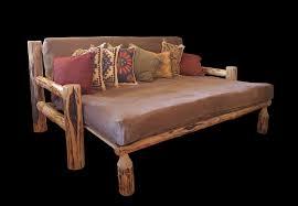 rustic futon beds roselawnlutheran