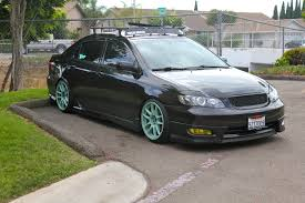 custom looks for toyota corolla ce 2003 post pics of your 9th