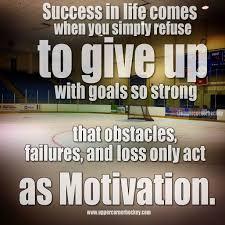 Motivational Memes - motivational meme upper corner hockey
