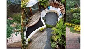 small backyard garden design youtube