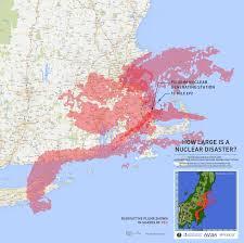 Fukushima Fallout Map by Pilgrimfukushimamapsm Png