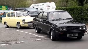 Mk2 Escort Rs2000 Interior Cosworth Mk2 Escort Rs2000 And Ford Anglia 105e Youtube