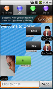 Oosap Chat Dating and Friend Finder screenshot