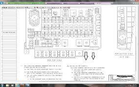 fuse box diagram for 1999 sterling dump truck 1999 dodge fuse box