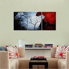 decor painting santin art modern abstract painting the cloud tree high q wall