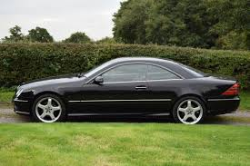 used 2002 mercedes benz cl cl500 for sale in cheshire pistonheads