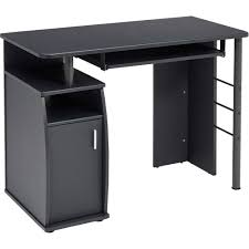 Computer Desks For Home Office by Computer Desk With Cupboard And Shelves For Home Office Piranha