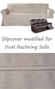 Reclining Sofa Slipcover 105 Best Slipcover 4 Recliner Couch Images On Pinterest