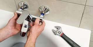 shower valve repair on the way plumbing