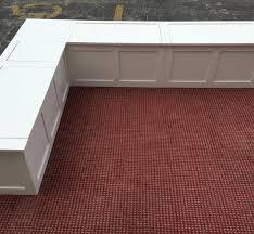 banquette corner bench seat with storage