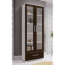 Office Bookcases With Doors Amazon Com Altra Quinton Point Bookcase With Glass Doors Inspire