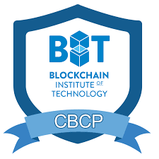 certified blockchain professional cbcp blockchain institute of