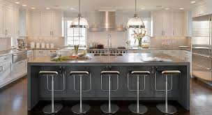 u shaped kitchen layouts with island u shaped kitchen with center island design ideas