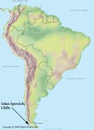 Chile World Map by Islas Ipswich Chile Planet Ipswich A Bridge Between The