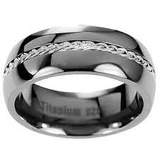 titanium wedding bands titanium men s wedding bands groom wedding rings shop the best