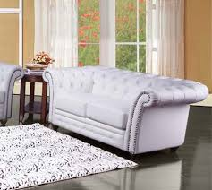White Tufted Leather Sofa by Furniture Stores Kent Cheap Furniture Tacoma Lynnwood
