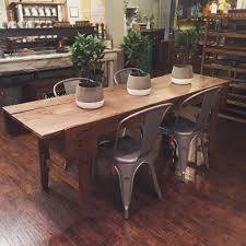 repurposed dining table repurposed workbench dining table yelp