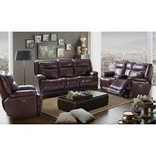 Reclining Sofa And Loveseat by Bordeaux Burgundy Leather Match Power Reclining Sofa U0026 Loveseat