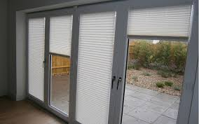 pleated blinds patio doors surrey blinds u0026 shutters