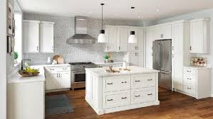what floor goes best with white cabinets how to install kitchen cabinets