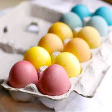Decorating Easter Eggs With Nail Polish by Hello Wonderful 15 Creative Ways To Decorate Easter Eggs