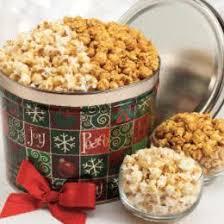 sea salt kettle caramel popcorn tin cross creek grove
