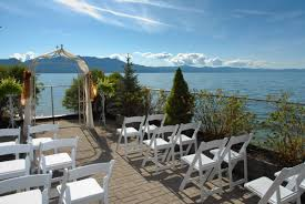 lake tahoe wedding venues tahoe lakefront weddings reviews south lake tahoe ca 17 reviews