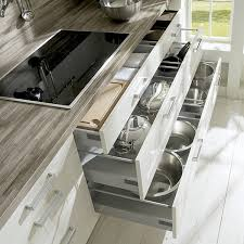 Kitchen Drawers Ideas  Eatwell - Kitchen cabinet drawer dividers