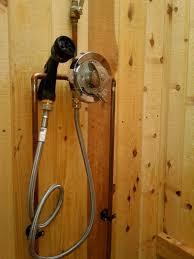 Outdoor Exposed Shower Faucet Exposed Outdoor Shower Fixtures Design Ideas Best Of Plumbing