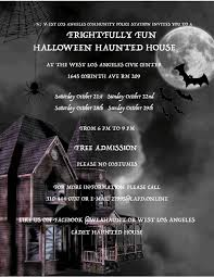 Halloween Haunt Los Angeles Lapd Haunted House Oct 28th 6 9pm U2014 Welcome To West La