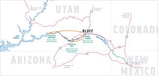 Sandy Utah Map by Before You Go San Juan River Rafting O A R S