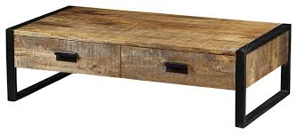 Mango Wood Coffee Table Coffee Tables Ideas Mango Coffee Table With Drawers Mango