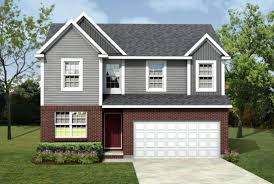 Colonial American Homes by Mi Edgewater Lombardo Homes