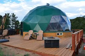 geodome house colorado living dome tiny house swoon
