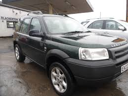 land rover freelander td4 es 2 0 blackerton cross garage