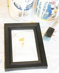 easy photo frame decor for kids room u2013 at home with zan