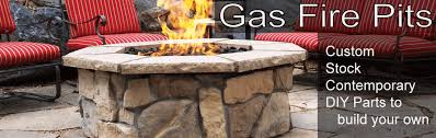 How To Make A Gas Fire Pit by Gas Fire Pits Burners Diy Kits Parts To Build A Gas Fire Pit
