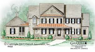 Southern Style Home Floor Plans Homestead House Plan House Plans By Garrell Associates Inc
