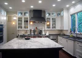 what color granite with white cabinets and dark wood floors white fantasy granite
